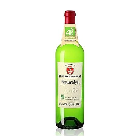 PAYS D'OC, Naturalys Blanc Sauvignon Bio
