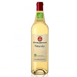 PAYS D'OC, Naturalys Blanc Chardonnay Bio