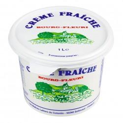 Crème fraîche 30% MG 20cl