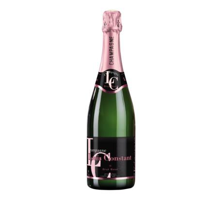Champagne Brut rose - Louis Constant