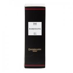 Thé noir DARJEELING, 24 SACHETS, Dammann Frères